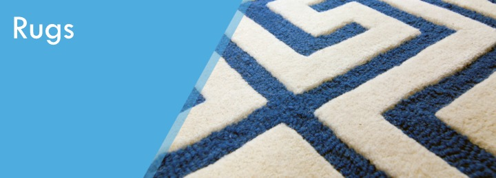 Rugs and rug grips at Surefit Carpets