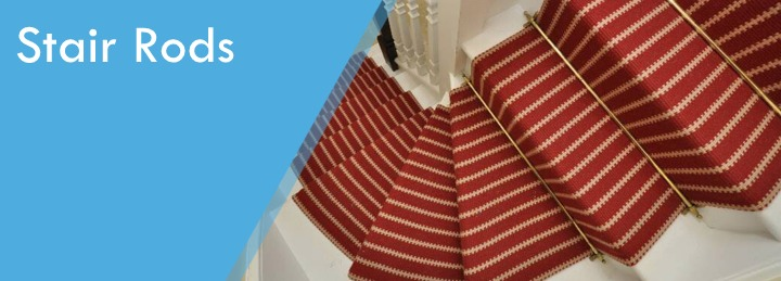 Stair Rods at Surefit Carpets